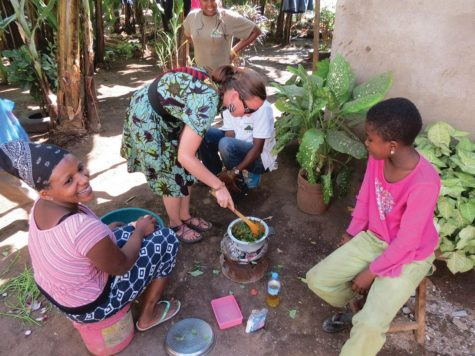 Tulane ranked no. 2 in number of graduate Peace Corps volunteers