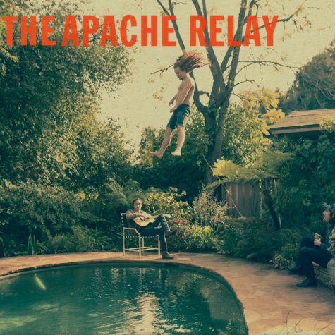 The Apache Relay to perform new self-titled album at Gasa Gasa