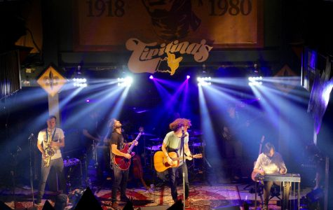 The Revivalists rock Tipitina's in homecoming performance