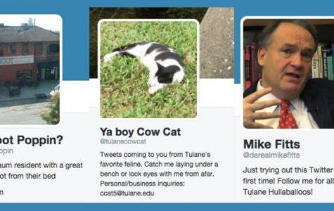 Tulane's Twitter personalities shine