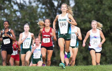 Tulane cross-country looks to top runners for success in AAC championships