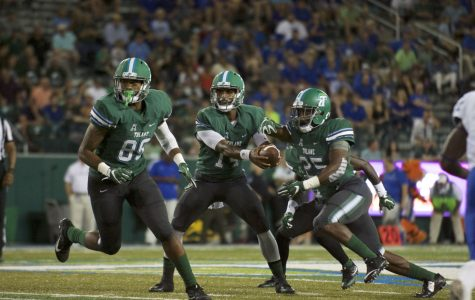 Green Wave to take on Tulsa (4-2, 1-1 AAC) this weekend