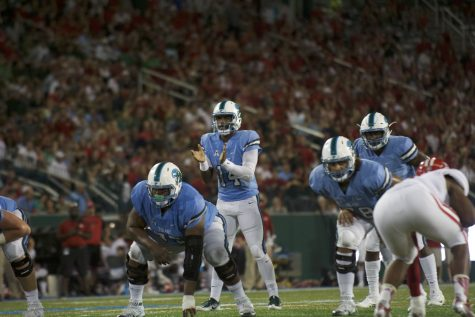 Memphis Tigers triumph over the Green Wave, 24-14