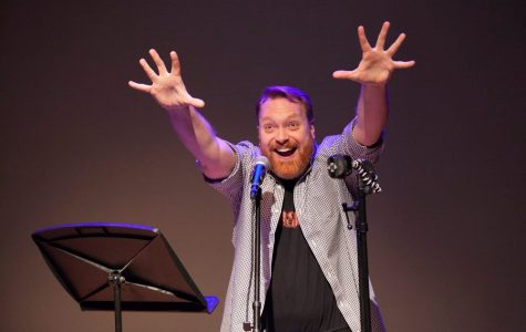 Kevin Allison takes a RISK! in New Orleans, discusses personal tragedies