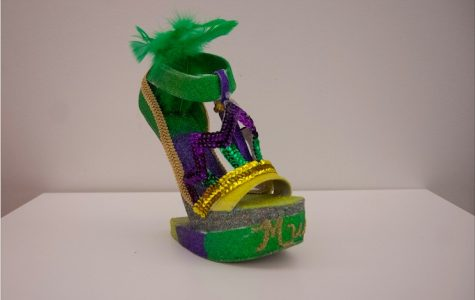 Muses shoe workshop walks through process behind Mardi Gras classic