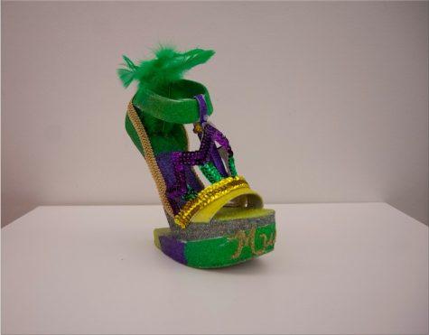 Muses shoe workshop walks through process behind Mardi Gras classic
