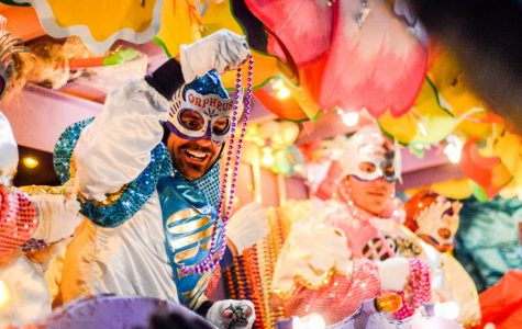 Mardi Gras Traditions: Students customize Carnival season