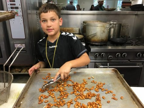 Future of Food: 10-year-old Kaj Friis-Hecht wins Chopped Junior