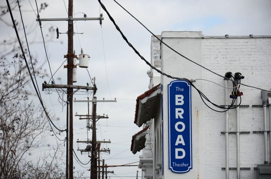 The Broad Theater's mix of mainstream, experimental and indie films appeals to a wide variety of movie-goers in the Mid-City area. The theater, less than a year old, stands out through its industrial interior and intimate screening rooms.