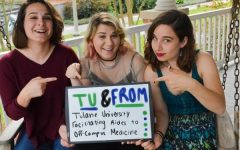 TU and FROM seeks to increase access to off-campus health care