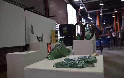 Glass arts program celebrates four decades of growth