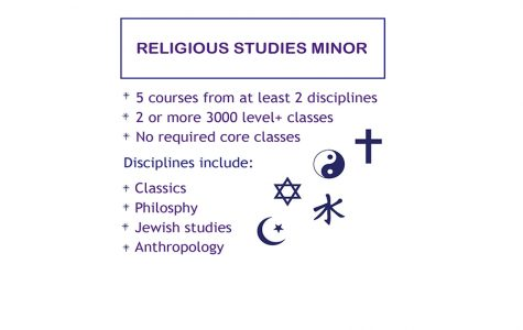 Religious studies minor returns to Tulane after twelve year hiatus