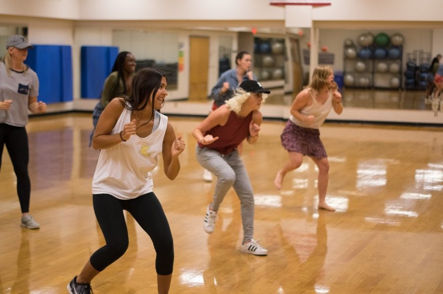 Members+of+Dat+Dance+Crew+practice+their+moves+in+Reily+Student+Recreation+Center.+The+group+has+an+upcoming+performance+with+Tulane%27s+dance+department.+%0A%0A%2ADisclaimer%3A+Dat+Dance+Crew+members+Kate+Jamison+and+Sam+Ergina+serve+on+The+Tulane+Hullabaloo+Board.+Neither+party+was+involved+in+the+writing+or+editing+of+this+article.+