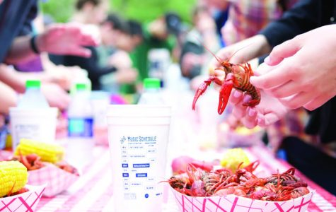 Heads will roll at Crawfest 2017