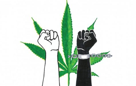 Anti-marijuana laws inherently racist