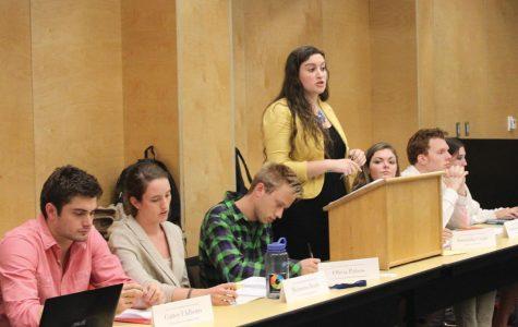 USG works to revise undergraduate school constitutions