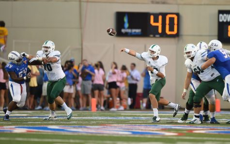 Defense struggles as Tulane football falls to Tulsa 38-31 in 2OT