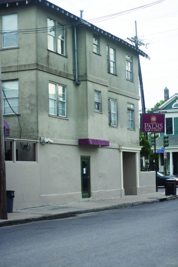 The+Palms+Bar+and+Grille+is+located+at+the+corner+of+Freret+and+Broadway+streets.%C2%A0