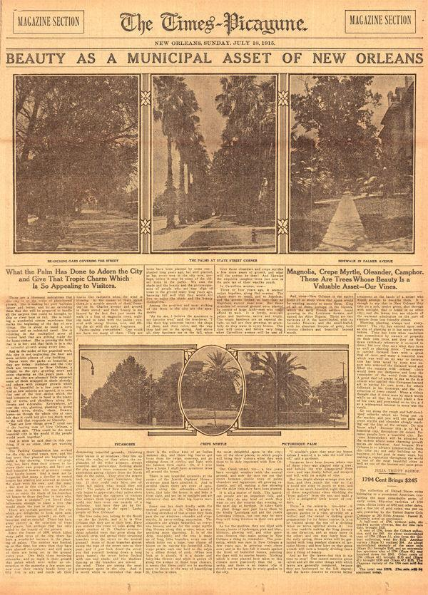 A+July+15%2C+1915+edition+of+The+Times+Picayune%C2%A0