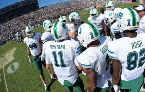 RECAP: Ten Points on Tulane vs. Central Florida