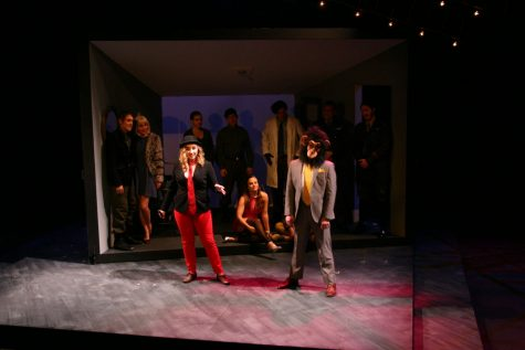 'Woyzeck' to test audience with wild experiments this week