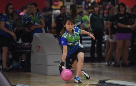 Wave bowling defeats defending national champion No. 3 Sam Houston State