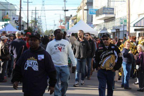 Eighth Annual Oak Street Po-Boy Fest set to satisfy Sunday