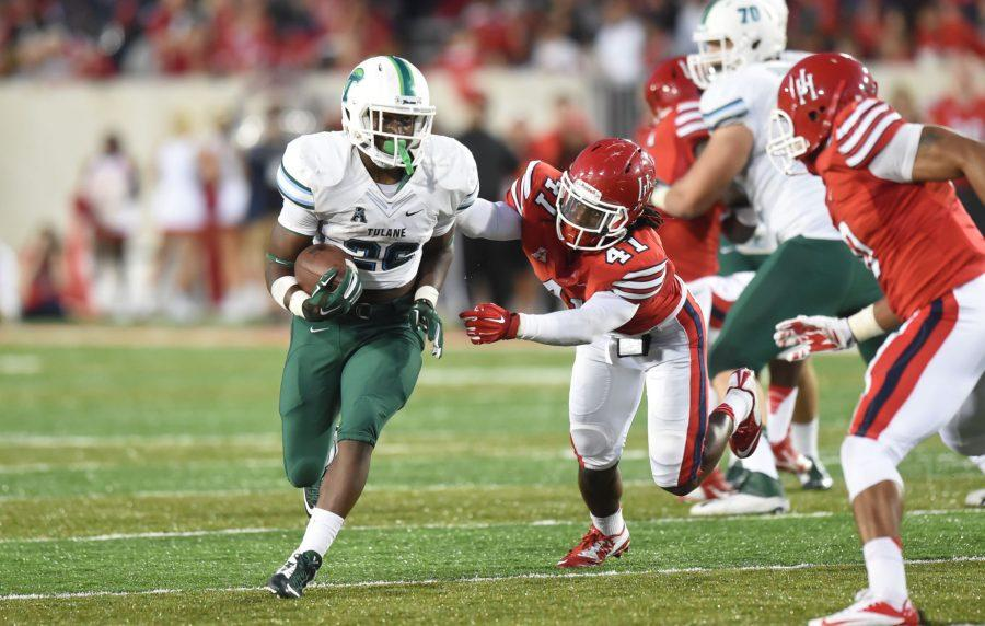 Green Wave gears up to tackle Memphis in Homecoming game