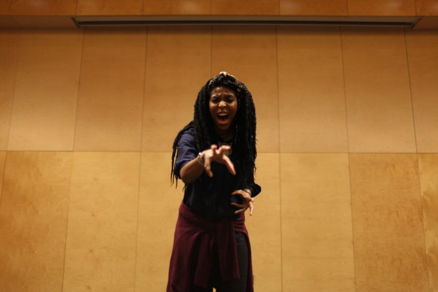 Jessica Williams combined lessons, laughs at lecture Monday