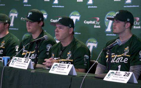 Baseball Media Day