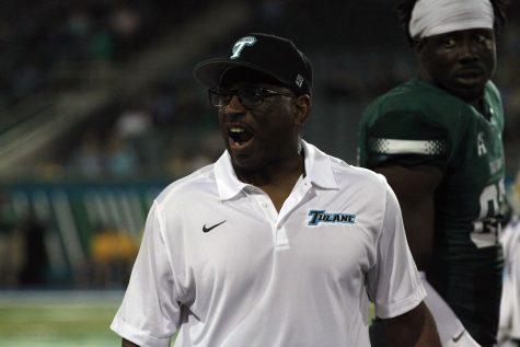 Football revamps coaching staff