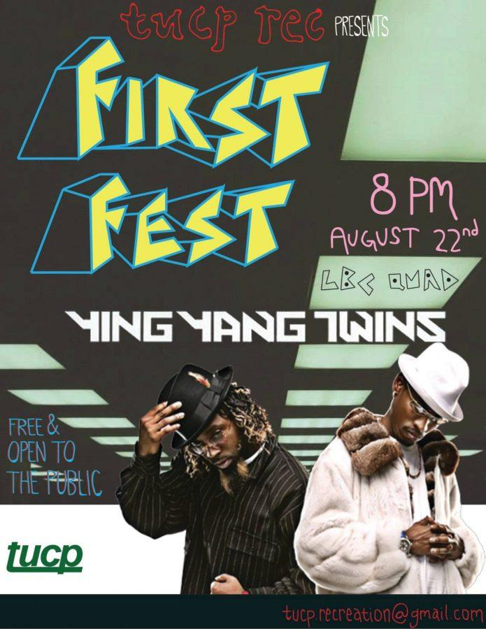 TUCP to bring Ying Yang Twins, Mr. Collipark for First Wave Concert