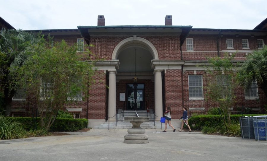 Second on-campus burglary this weekend occurs in Josephine-Louise Hall Sunday morning