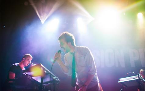 Passion Pit, Atlas Genius blow away crowd at Joy Theater