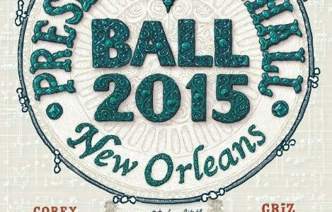 Preservation Hall will be a guaranteed ball