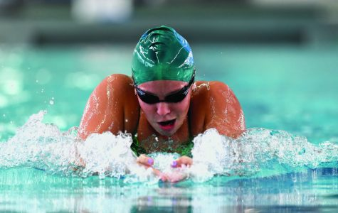 Tulane Swimming and Diving celebrates seniors in win over West Florida