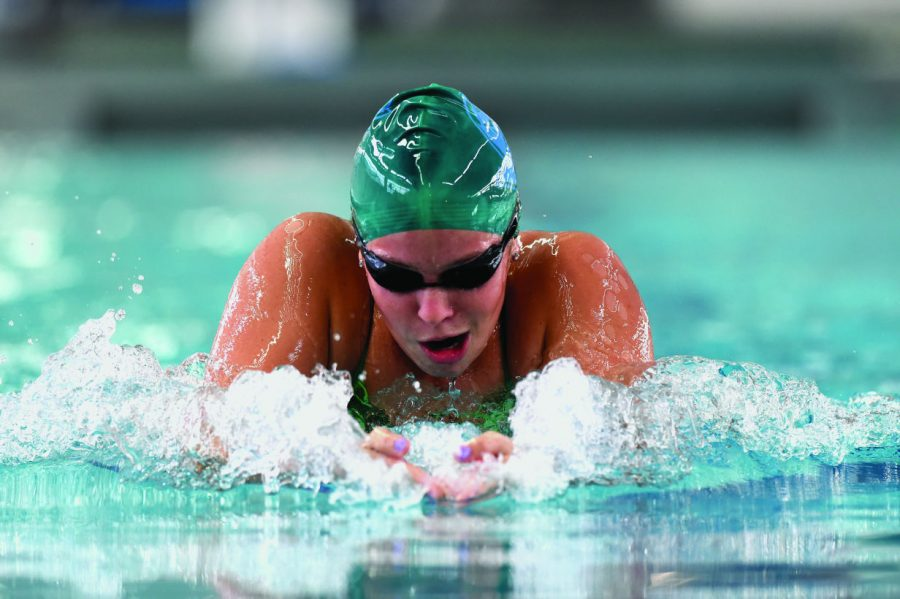 Opinion: Swimming and diving team deserves attention