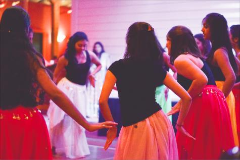 The India Association of Tulane University hosted a Diwali celebration Saturday night at Pontchartrain Landing.