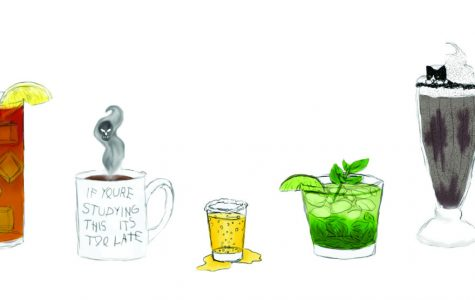 Mix it up with Tulane-inspired drinks