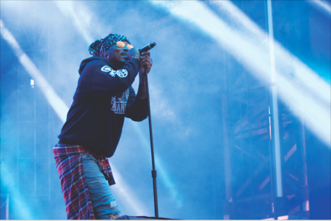 The sold-out festival featured headliners such as Future, Kid Cudi and CHVRCHES.