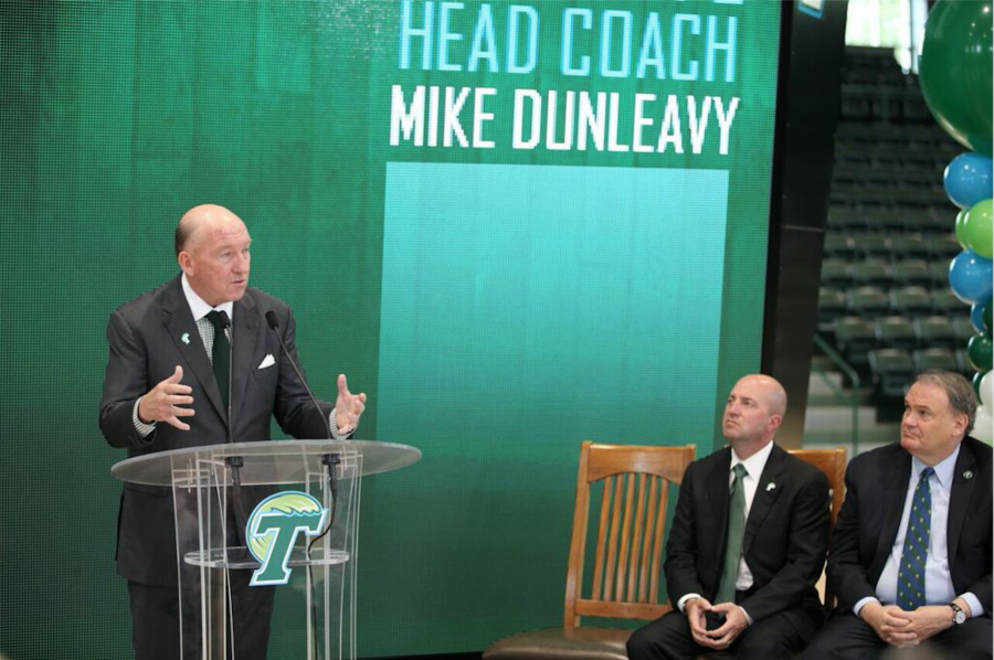 d866dad7b91c Mike Dunleavy Sr. will bring NBA experience to Green Wave • The ...