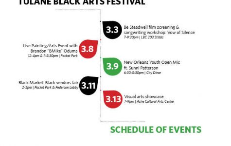 Black Arts Festival explores culture through multiple events