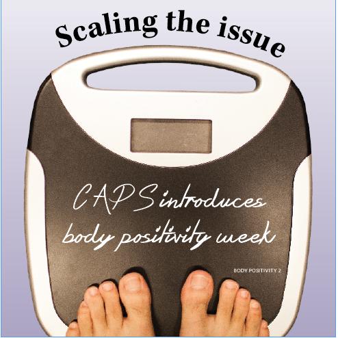 CAPS introduces body positivity week