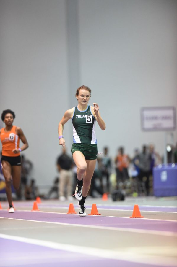 Track and Field mid-season report