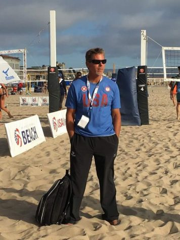 Beach volleyball head coach Wayne Holly brings experience from a national level to Tulane Athletics.