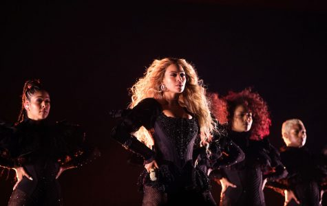 Beyonce shuts down Superdome in New Orleans show