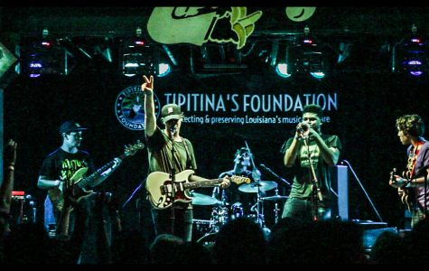 Aaron Cohen Band reaches Tipitina's stage in Homegrown series kickoff