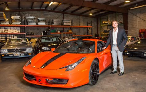 Former snapper trades in his cleats for cars