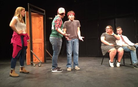 Cat Mafia Comedy opens the semester with weekend show