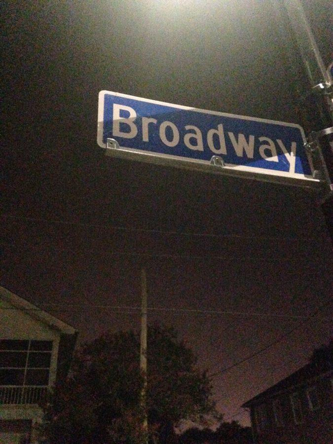 Aggravated burglary occurs in private home on Broadway Street
